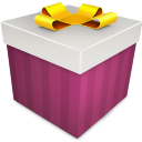 Christmas_Gift_-_magenta