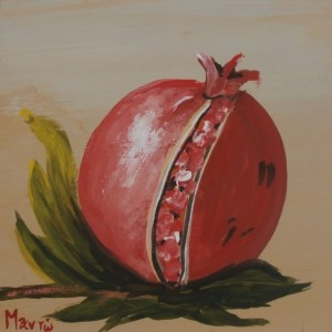 pomegranate._