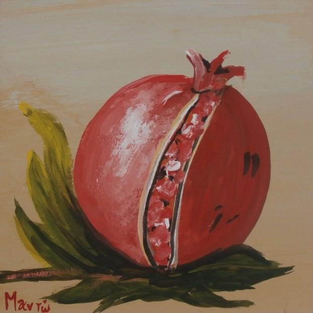 pomegranate._